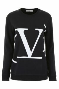 Valentino Go Logo Sweatshirt