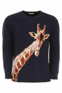 Valentino Giraffe Pullover