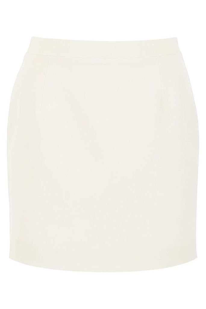 Alessandra Rich Wool Skirt