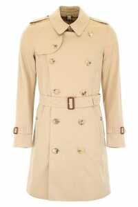 Burberry Chelsea Midi Trench Coat