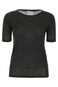 Max Mara Crew Neck Knit Top