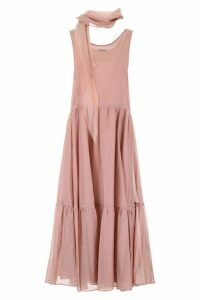 S Max Mara Here is The Cube Manche Dress