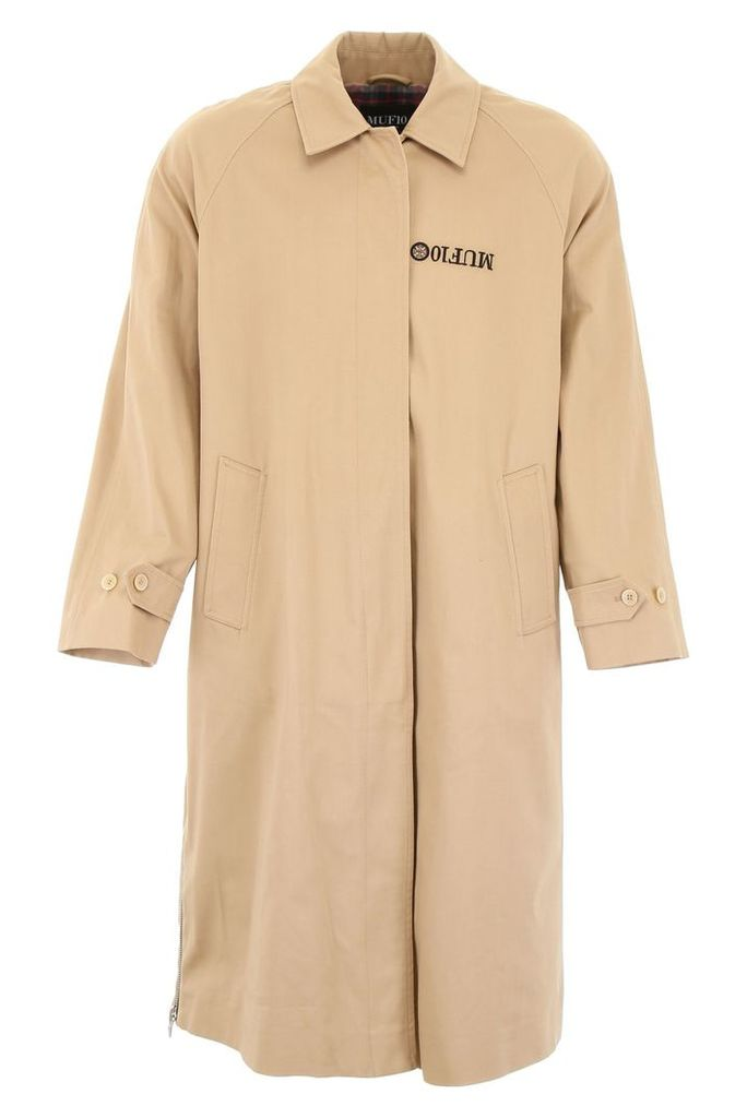 MUF10 Kriss Kross Coat