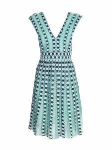 Missoni M MISSONI pleated dress