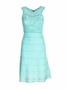Missoni M MISSONI printed dress