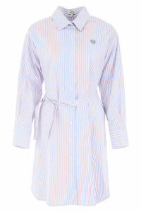Kenzo Striped Shirt Dress
