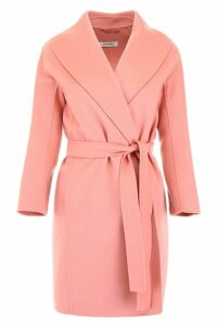 S Max Mara Here is The Cube Messi Coat