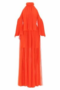 Maria Lucia Hohan Rory Dress With Cut-outs
