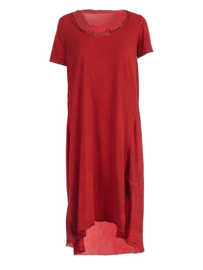 Uma Wang Scoop Neck T-shirt Dress
