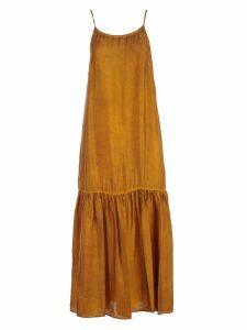 Uma Wang Tiered Slip Dress