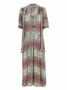 Ultrachic Pleated Dress