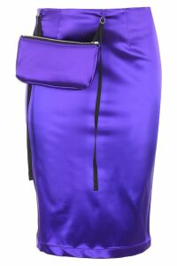 Alyx Pencil Skirt With Pouch