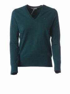 Tommy Hilfiger Tommy Hilfiger V Neck Sweater