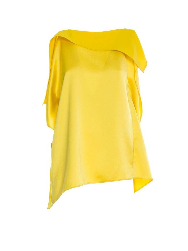 Parosh P.a.r.o.s.h. Yellow Blouse