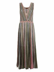 Missoni Pleated Knit Dress