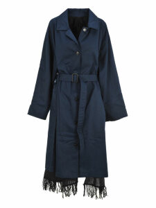 Vetements Vetements Reversible Trench Coat