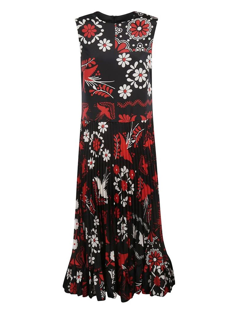 Red Valentino Printed Terrace Dress