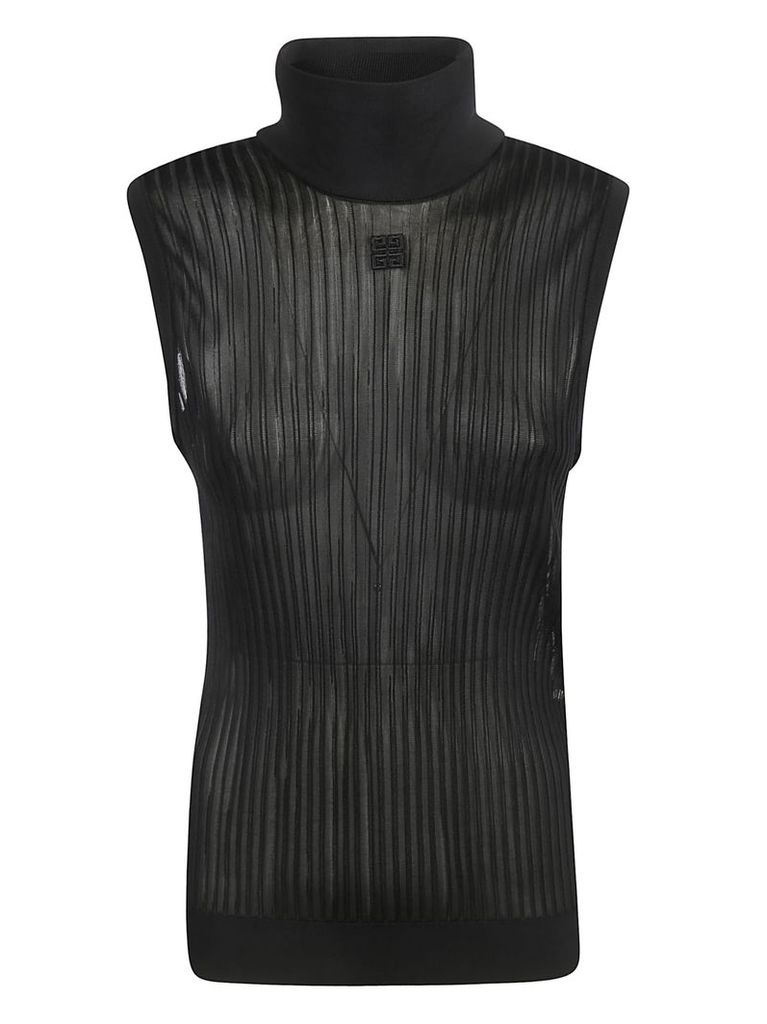 Givenchy Ribbed Top
