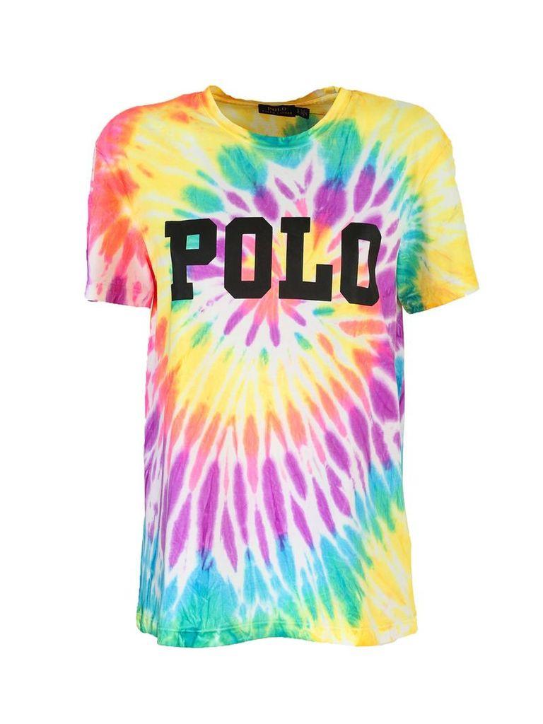 Ralph Lauren Tie-Dye cotton t-shirt
