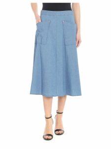 Paul Smith Denim Skirt