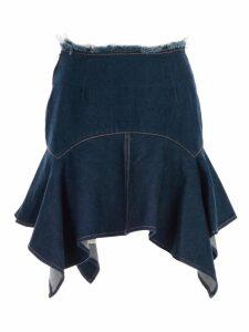 MarquesAlmeida Asymmetric Skirt