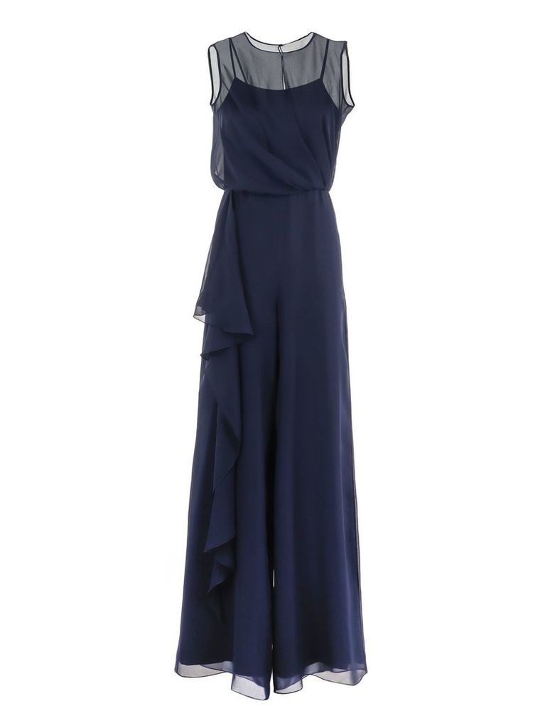 Max Mara Lace Long Dress