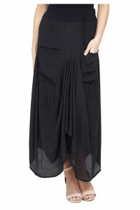 Izabel London Floaty Sheer Skirt