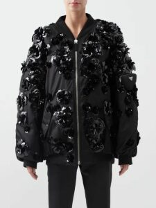 Lisa Marie Fernandez - Zani Pvc Crop Top - Womens - Black