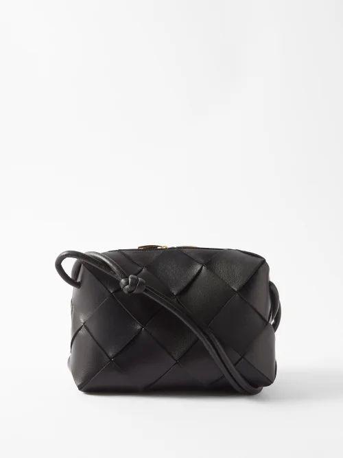 Thierry Colson - Gatsby Cotton Midi Wrap Skirt - Womens - Blue