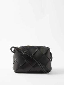 Thierry Colson - Gatsby Cotton Midi Wrap Skirt - Womens - Blue