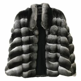 Chinchilla coat