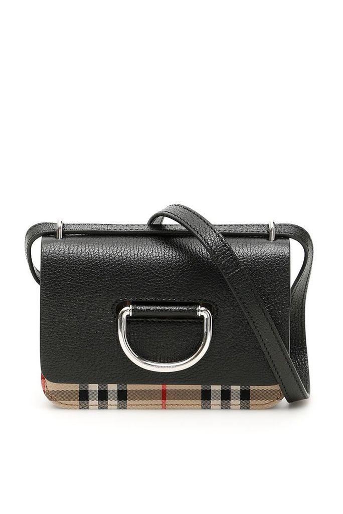 Burberry The Mini D-ring Bag