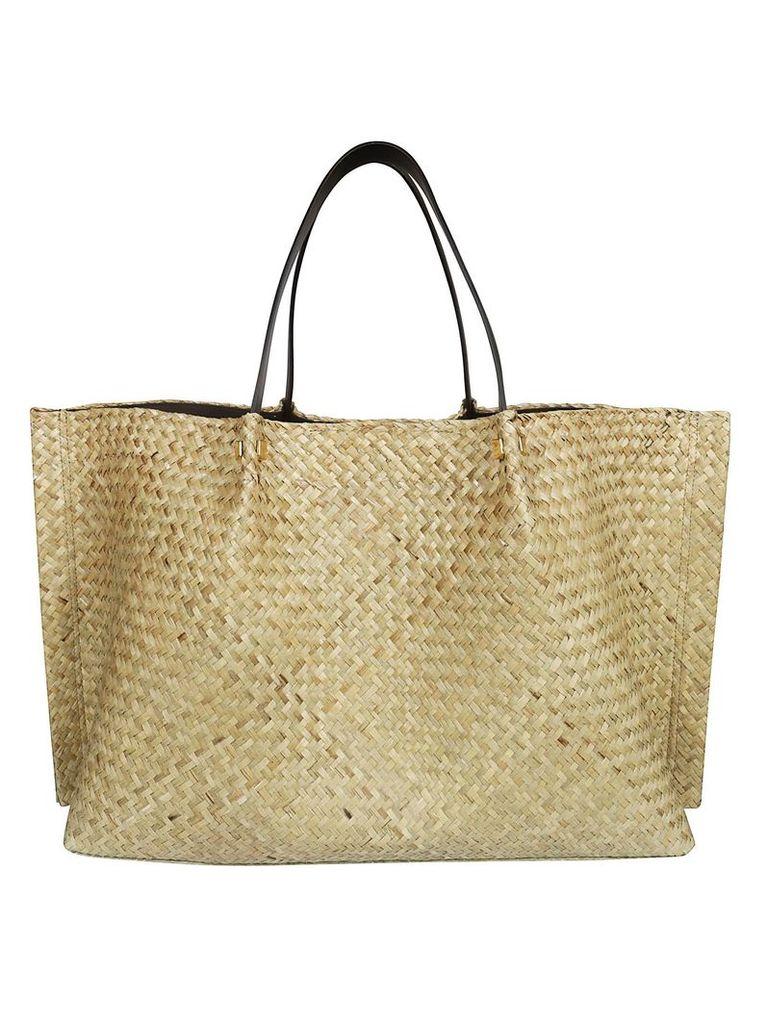 Valentino Large Go Logo Escape Shopper Bag