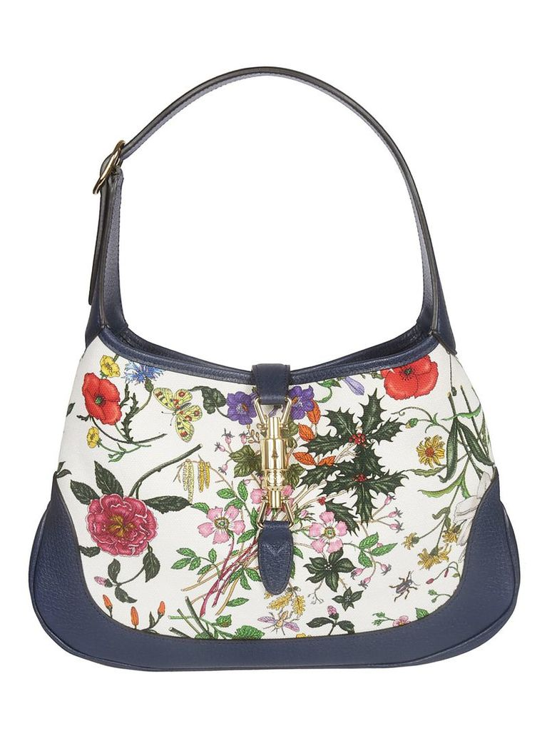 Gucci Flora Hobo Bag