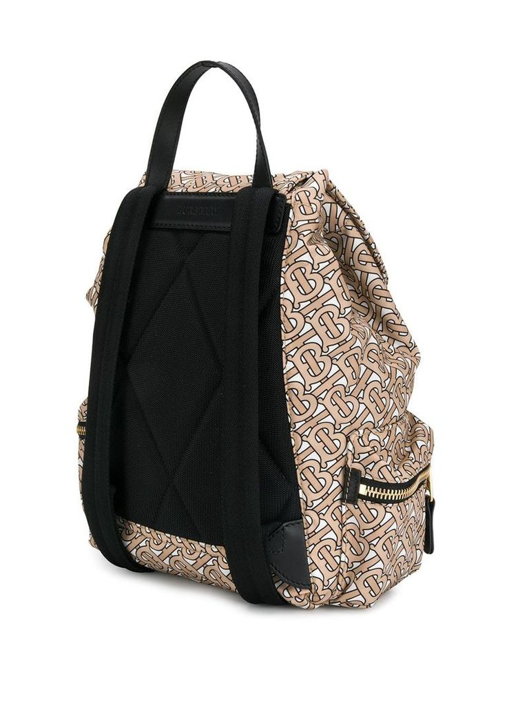 Burberry Monogram Backpack