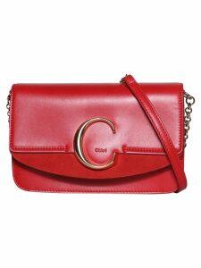 Chloé Foldover Shoulder Bag