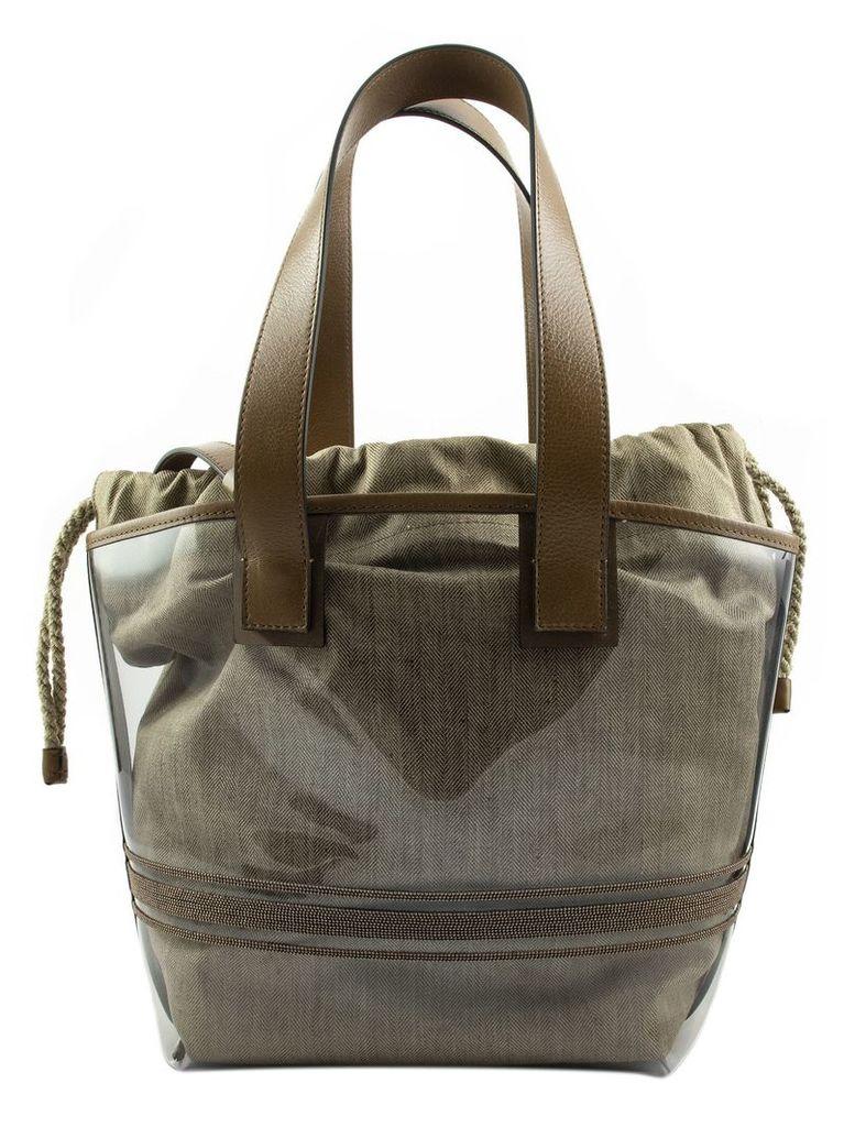Brunello Cucinelli Classic Bucket Bag