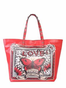 RED Valentino Tote Leather Bag