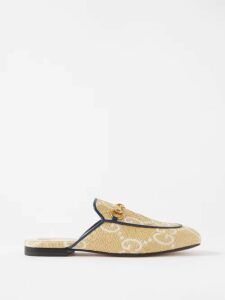 Cefinn - Wrap Bodice Voile Midi Dress - Womens - Green Multi