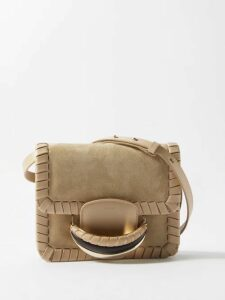 Alexandre Vauthier - Peak Lapel Single Breasted Satin Blazer - Womens - Black