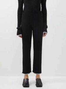 Saloni - Anya Rainbow Gingham Cotton Seersucker Dress - Womens - White Multi