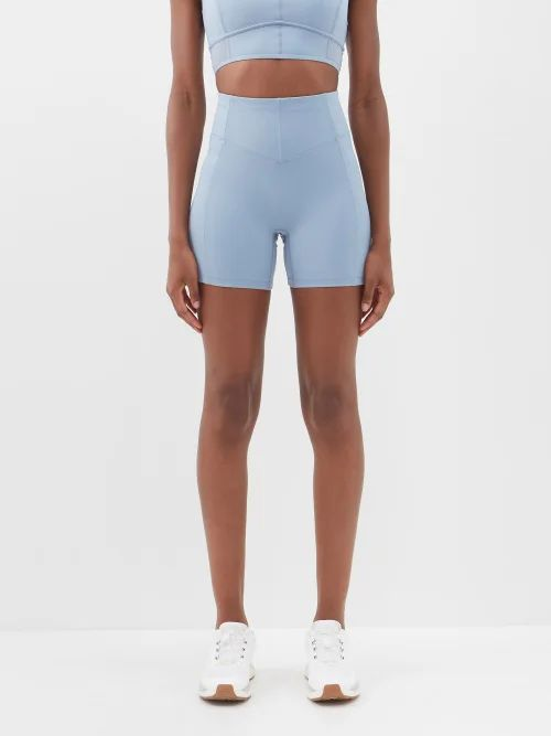 Sir - Aster Tee Rococo Print Linen Dress - Womens - Black Multi