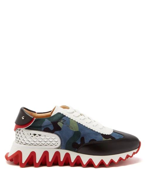 Givenchy - The Whip Medium Cut Out Leather Cross Body Bag - Womens - Light Grey