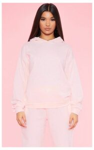 RECYCLED Blush Oversized Hoodie, Pink