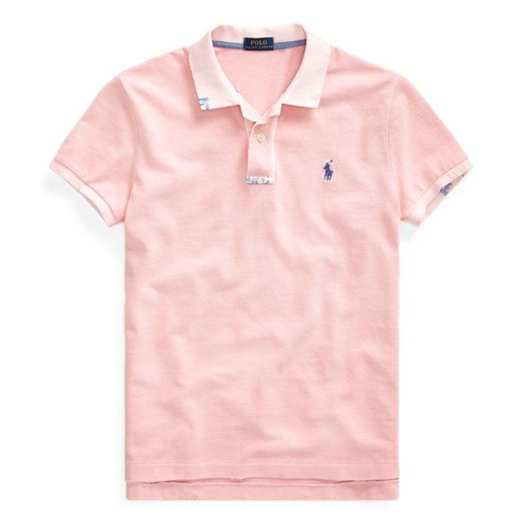 Classic Fit Cotton Polo Shirt