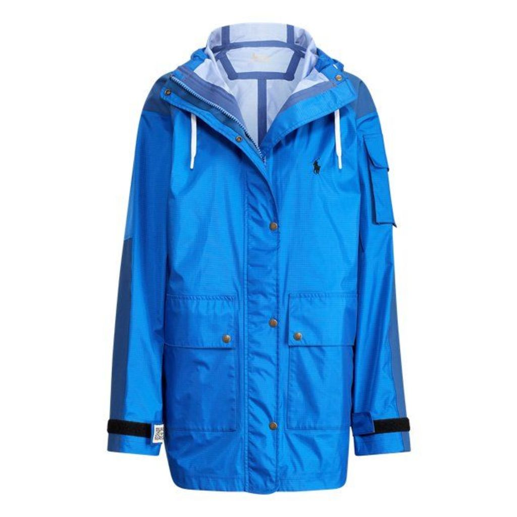 Waterproof Ripstop Raincoat