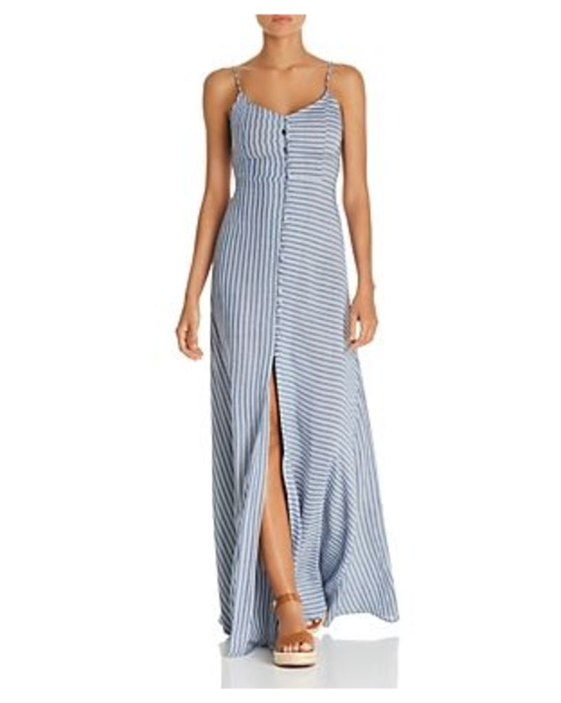 Red Carter Mika Maxi Dress Swim Cover-Up