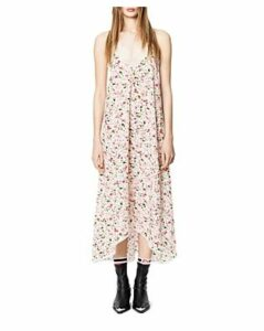 Zadig & Voltaire Risty Floral Silk Maxi Dress