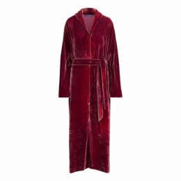 Frannie Velvet Coat