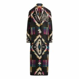 Sauville Embroidered Coat